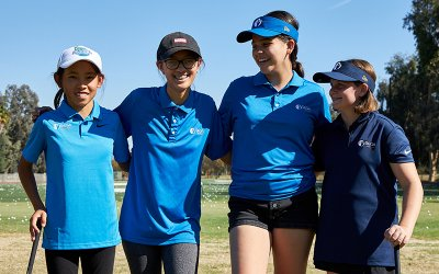Local Girls Selected for LPGA Leadership Academy