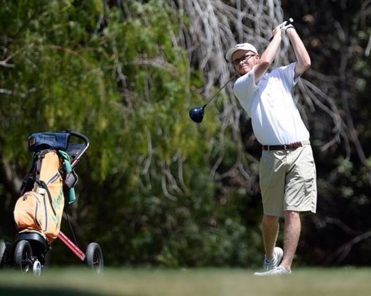 Scholar Alum's Full-Circle Moment Comes in SCGA Amateur Championship