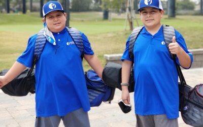 Junior Spotlight: the Valles Brothers