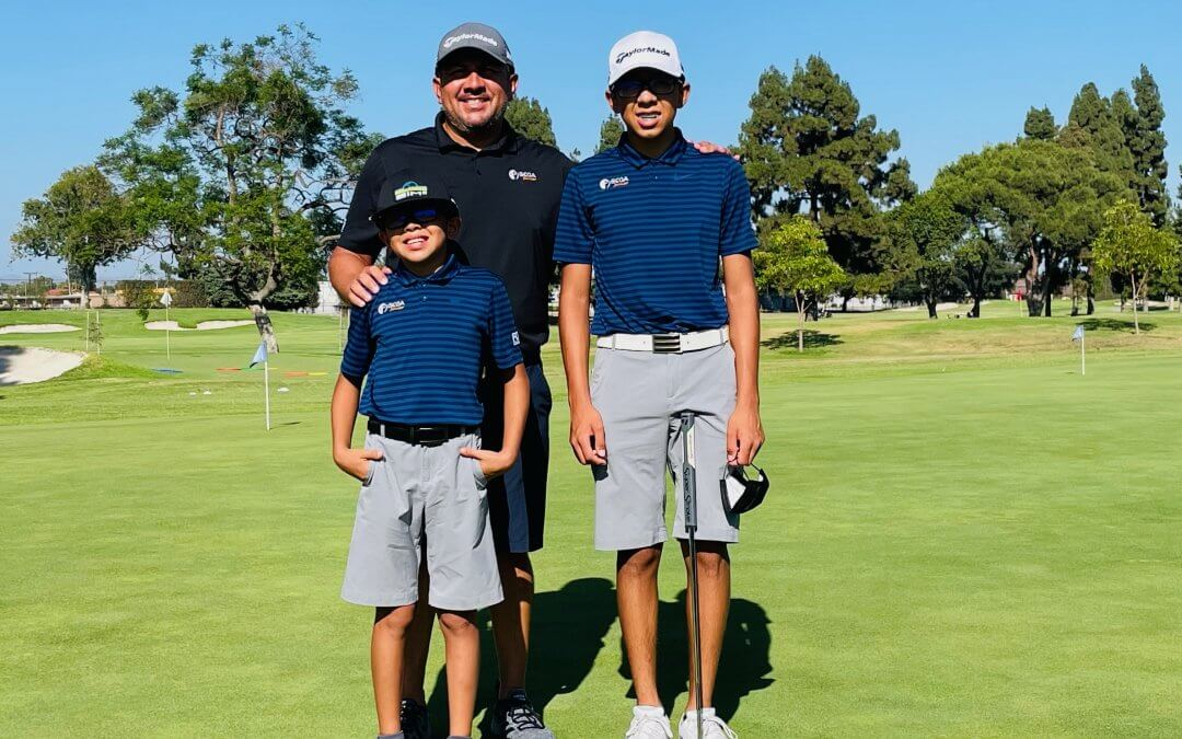 Family, Friends and Future: Rodriguez Clan Taps Into Golf for all Three